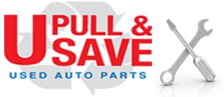 U Pull & Save | Logo