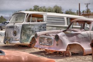 Vehicle Scrap Yards in Florida
